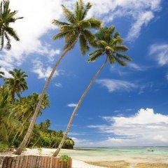 Отель Mango Bay Resort пляж
