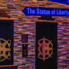 Отель The Gallivant Times Square США, Нью-Йорк - 1 отзыв об отеле, цены и фото номеров - забронировать отель The Gallivant Times Square онлайн интерьер отеля фото 3