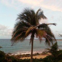 Hotel Costa Dorada & Villas пляж