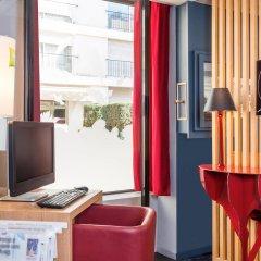 Отель ibis Styles Paris Alesia Montparnasse комната для гостей