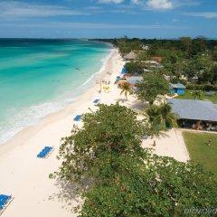 Отель Grand Pineapple Beach Negril All Inclusive пляж фото 2