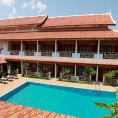 Vansana LuangPrabang Hotel балкон