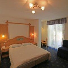 Hotel Valacia Долина Валь-ди-Фасса комната для гостей фото 3