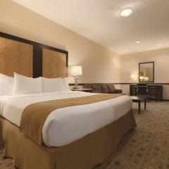 Radisson Hotel Valley Forge комната для гостей
