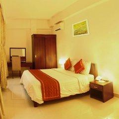 Отель Thanh Uyen Hotel Вьетнам, Хюэ - отзывы, цены и фото номеров - забронировать отель Thanh Uyen Hotel онлайн комната для гостей фото 4