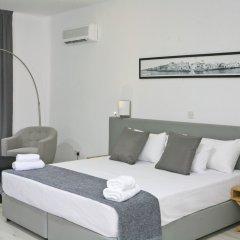 Отель Corina Suites and Apartments Кипр, Лимассол - 1 отзыв об отеле, цены и фото номеров - забронировать отель Corina Suites and Apartments онлайн комната для гостей фото 3