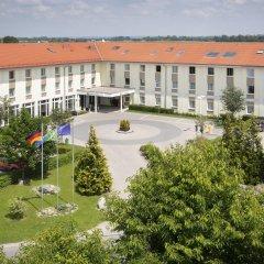 Отель Holiday Inn Express Munich Airport фото 4
