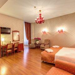 Отель Augusta Lucilla Palace комната для гостей фото 3