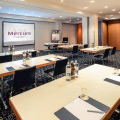 Отель Mercure Westbahnhof Вена помещение для мероприятий фото 2