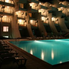 Panorama Hotel Сандански бассейн