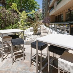 Отель Senator Barajas Испания, Мадрид - - забронировать отель Senator Barajas, цены и фото номеров балкон
