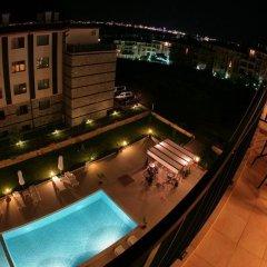 Отель Галерий Суитс балкон