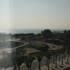 Отель Eurohotel Diagonal Port (ex Rafaelhoteles) пляж фото 2