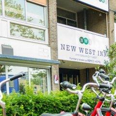 Отель New West Inn фитнесс-зал фото 3