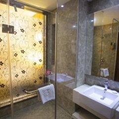 Отель Xiamen Jingbang Hotel Китай, Сямынь - отзывы, цены и фото номеров - забронировать отель Xiamen Jingbang Hotel онлайн ванная