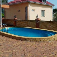 Гостиница Ангелина (Сочи) бассейн