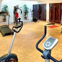 Отель Hôtel Siru фитнесс-зал фото 4