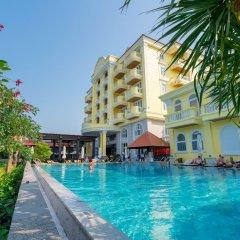Отель Le Pavillon Hoi An Luxury Resort & Spa с домашними животными