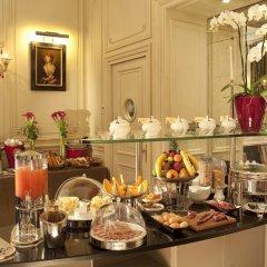 Отель Hôtel Regent's Garden - Astotel питание
