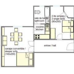 Апартаменты Apartment-hotels Rentego Прага бассейн