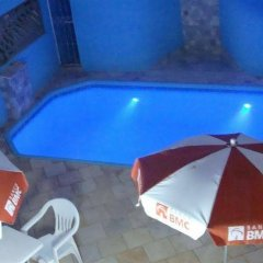 Отель Pousada Sonata do Porto бассейн фото 2