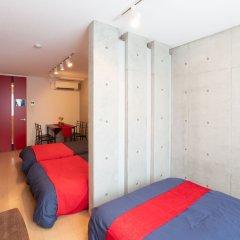 Отель Tsudoi Inn Fukuoka 1 комната для гостей фото 2