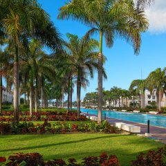 Hard Rock Hotel & Casino Punta Cana All Inclusive бассейн