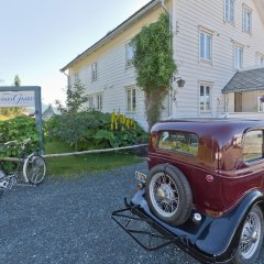 Отель Finsnes Gaard спортивное сооружение