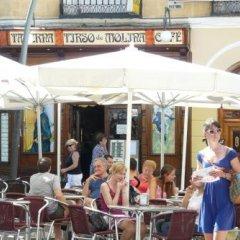Отель Alvaro Residencia Испания, Мадрид - отзывы, цены и фото номеров - забронировать отель Alvaro Residencia онлайн питание фото 3