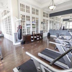 Отель Dalat Palace Далат фитнесс-зал