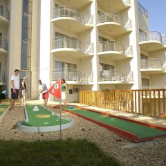 Park hotel Golden Beach развлечения