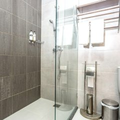 Апартаменты Apartment With one Bedroom in Armamar, With Pool Access, Furnished Terrace and Wifi Армамар ванная