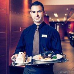 Mercure Budapest Korona Hotel Будапешт гостиничный бар