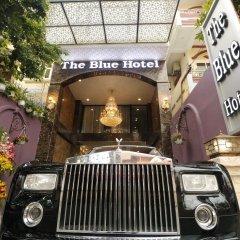 The Blue Hotel парковка