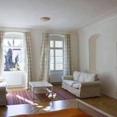 Апартаменты Apartment Charles Bridge - View Прага комната для гостей фото 5