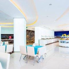 Waterplanet Hotel & Aquapark Окурджалар гостиничный бар