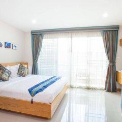 Отель Double D Boutique Residence комната для гостей