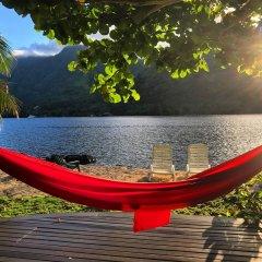 Отель Robinson's Cove Villas Французская Полинезия, Муреа - отзывы, цены и фото номеров - забронировать отель Robinson's Cove Villas онлайн приотельная территория