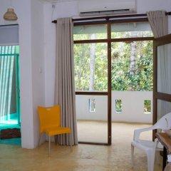 Отель FEEL Villa Шри-Ланка, Калутара - отзывы, цены и фото номеров - забронировать отель FEEL Villa онлайн комната для гостей фото 2