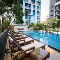 Отель Deeprom Pattaya Паттайя