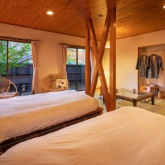Отель Ryokan Hanagokoro Минамиогуни комната для гостей фото 5