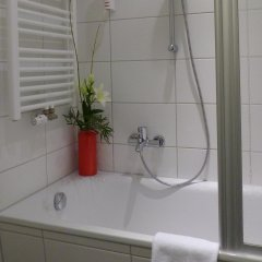 H+ Hotel 4 Youth Berlin Mitte ванная