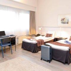 Отель Airport Hotel Bonus Inn Финляндия, Вантаа - 13 отзывов об отеле, цены и фото номеров - забронировать отель Airport Hotel Bonus Inn онлайн комната для гостей фото 5