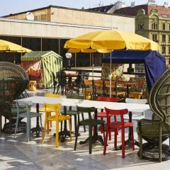 Отель Mama Shelter Prague Чехия, Прага - 10 отзывов об отеле, цены и фото номеров - забронировать отель Mama Shelter Prague онлайн бассейн