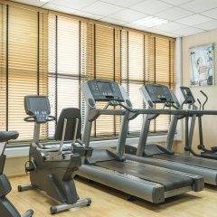 Отель Le Meridien Fairway фитнесс-зал