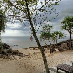 Отель Moonlight Exotic Bay Resort пляж фото 2