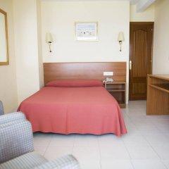 Отель Port Mar Blau Adults Only Испания, Бенидорм - 1 отзыв об отеле, цены и фото номеров - забронировать отель Port Mar Blau Adults Only онлайн комната для гостей фото 3