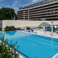 Отель Ensana Thermal Margitsziget Health Spa Hotel Венгрия, Будапешт - - забронировать отель Ensana Thermal Margitsziget Health Spa Hotel, цены и фото номеров бассейн