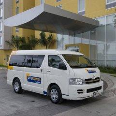 Отель City Express Mazatlán городской автобус