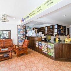 Rich Resort Beachside Hotel гостиничный бар